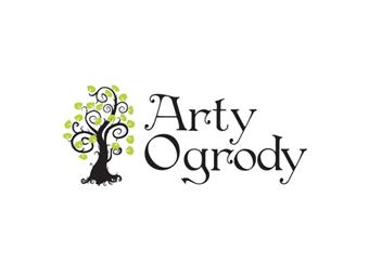 Logotyp dla Arty Ogrody