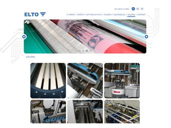 Elto.pl – strona internetowa