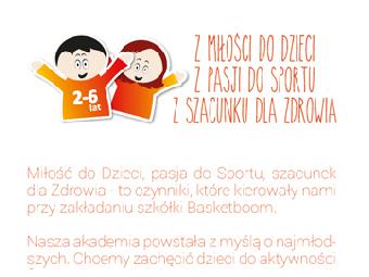 Ulotka DL Basketboom
