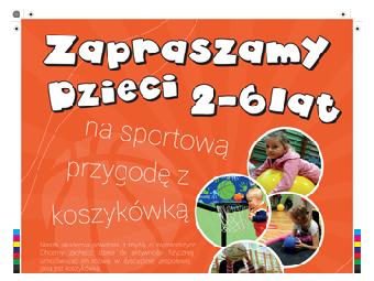 Plakat A3 Basketboom